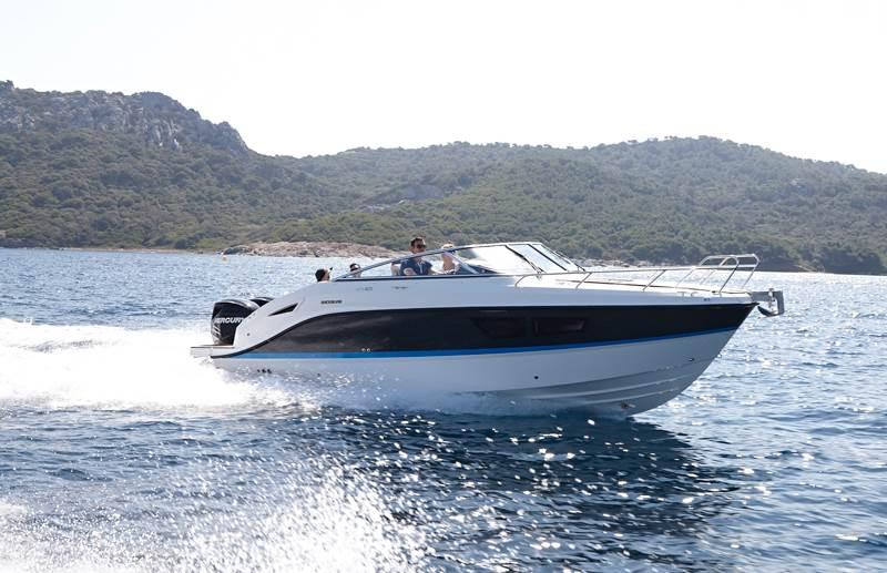 Quicksilver 805 Cruiser