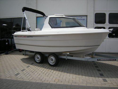 Smartliner 17 Cuddy bij Beekman Watersport
