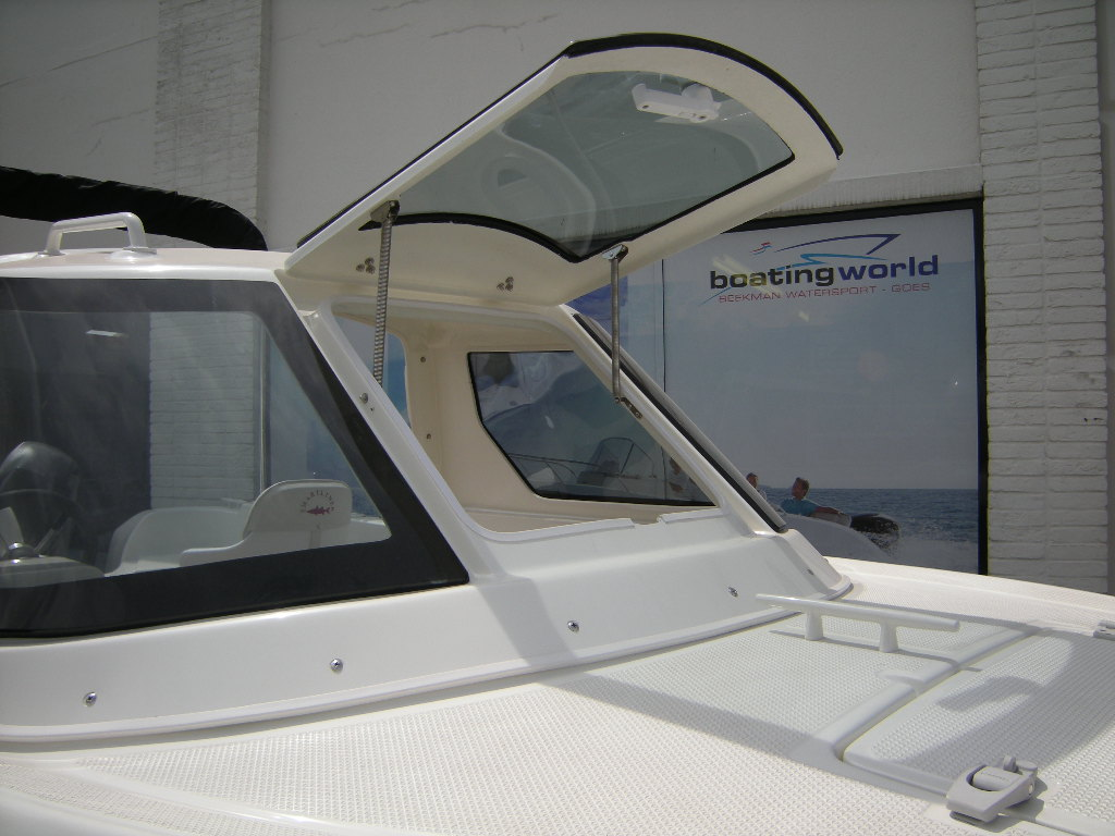 Smartliner 17 Cuddy bij Beekman Watersport