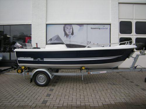 Classic 470 Sportboot bij Beekman Watersport
