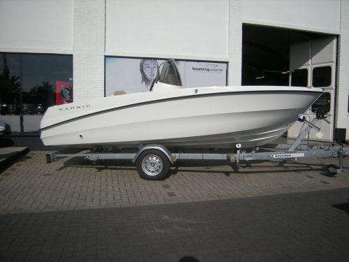 Karnic Smart One 55 bij Beekman Watersport