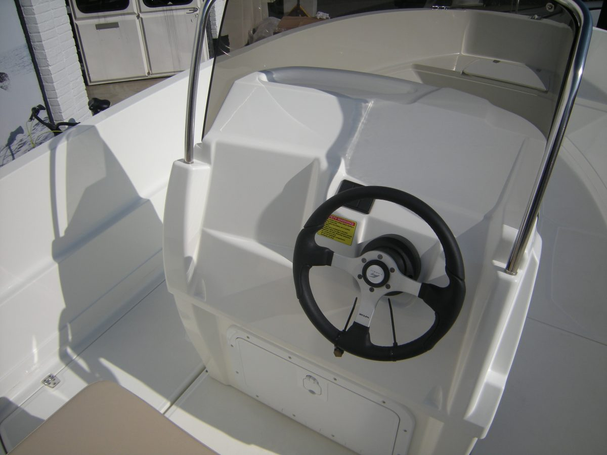 Karnic Smart One 55 bij Beekman Watersport