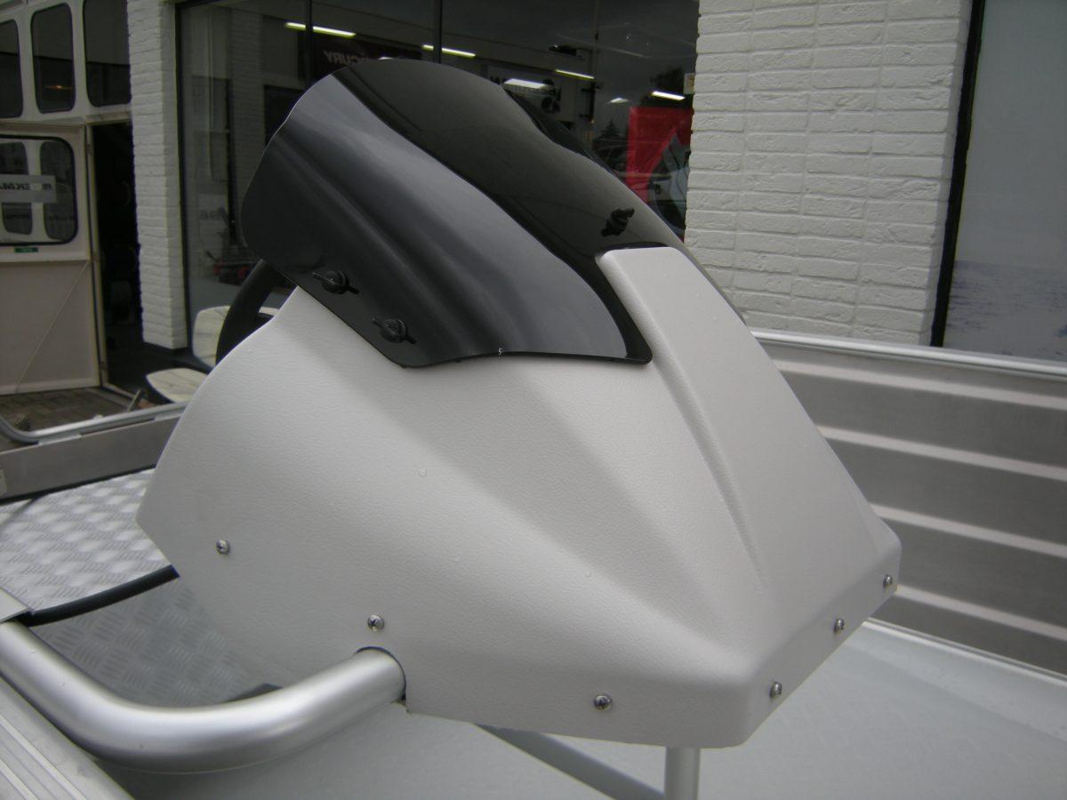 Aluminium visboot Smartliner