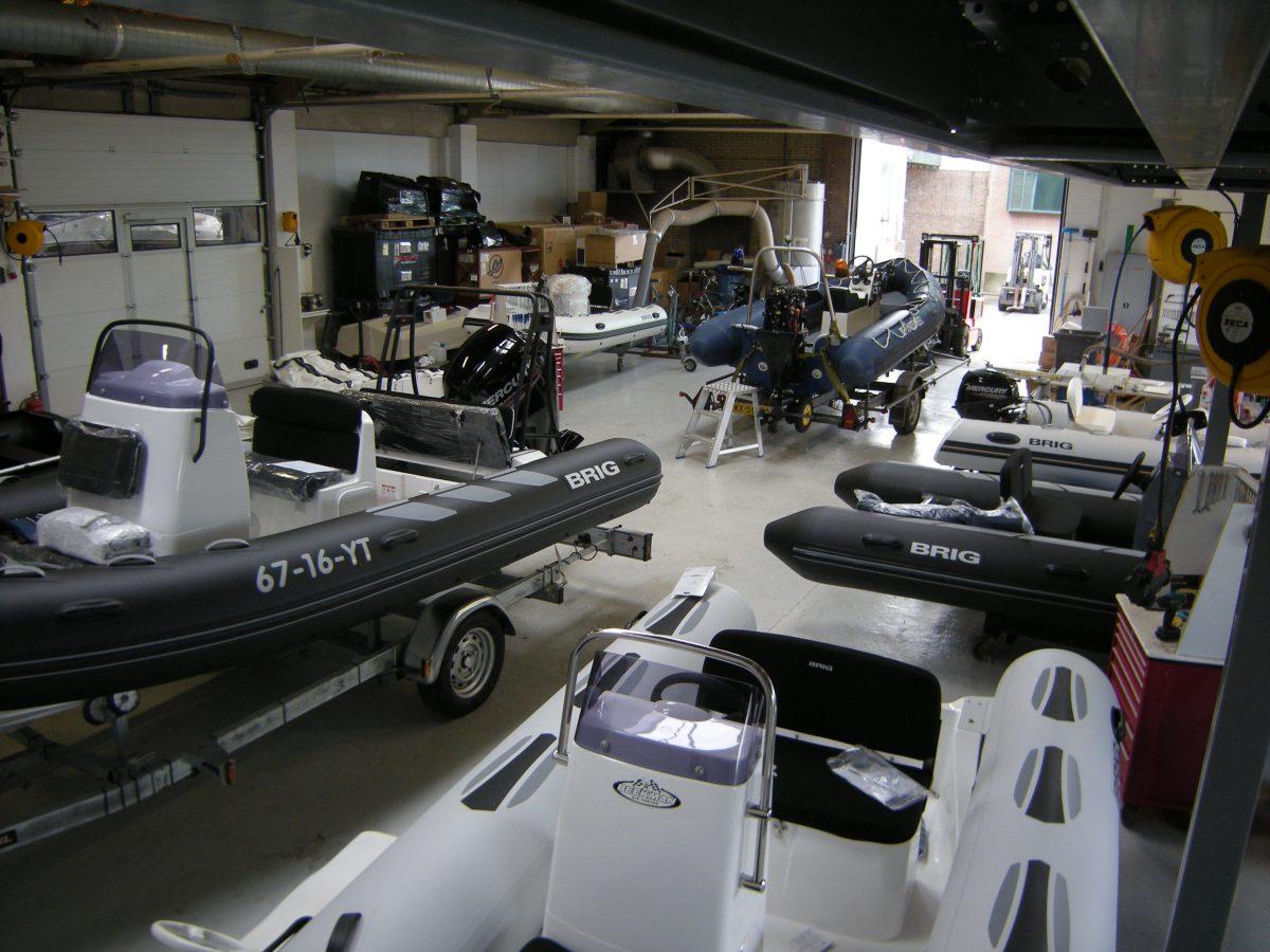 Afbouwhal Beekman Watersport