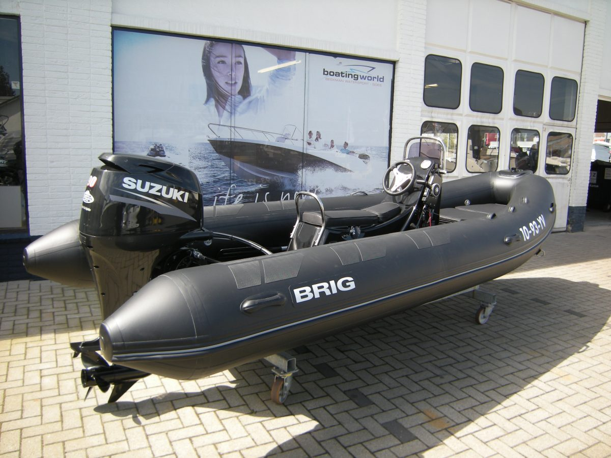 Brig Falcon 500 Sport / Custom Build