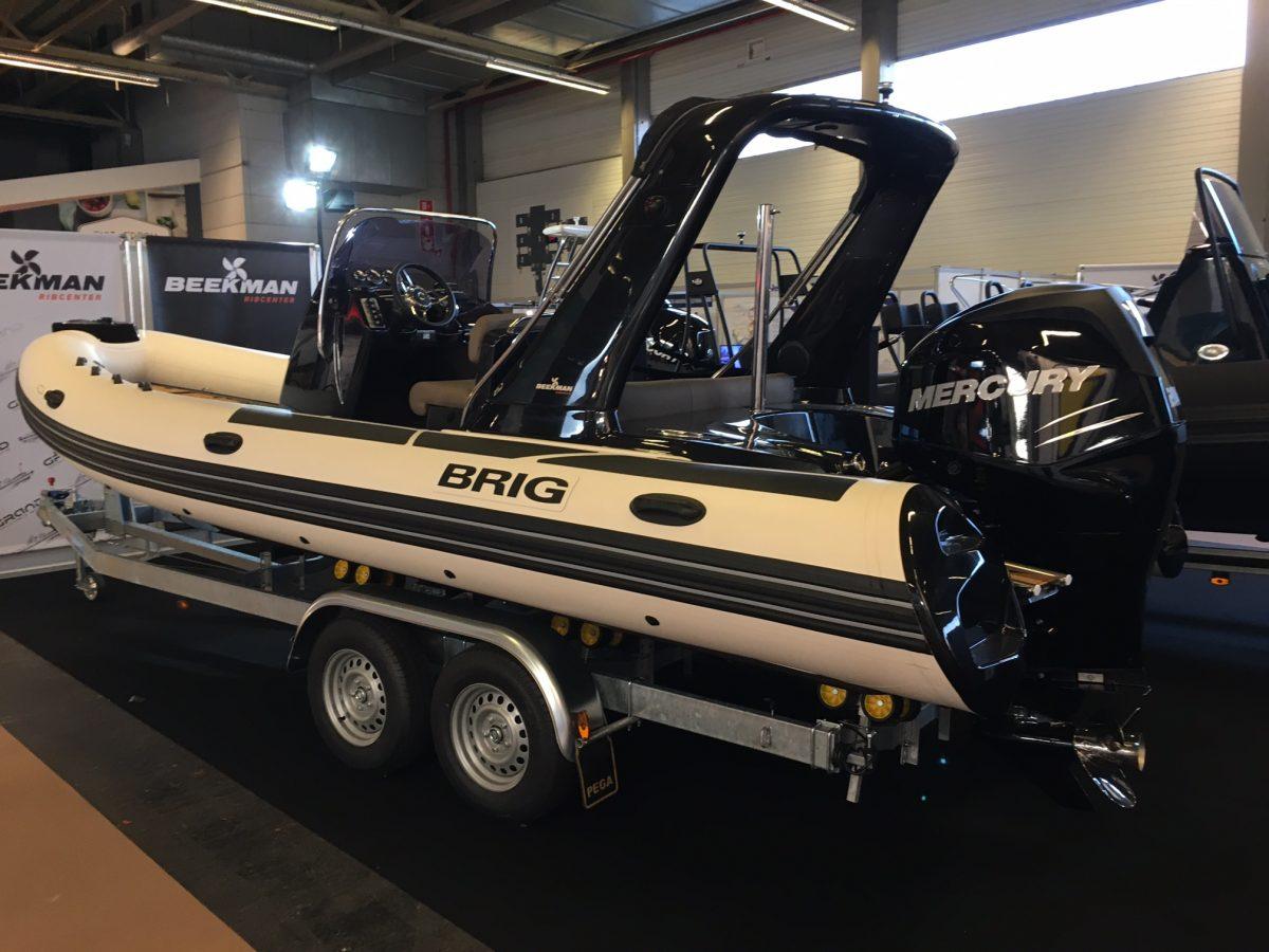 Brig Eagle 650 Beekman Rib Centre edition