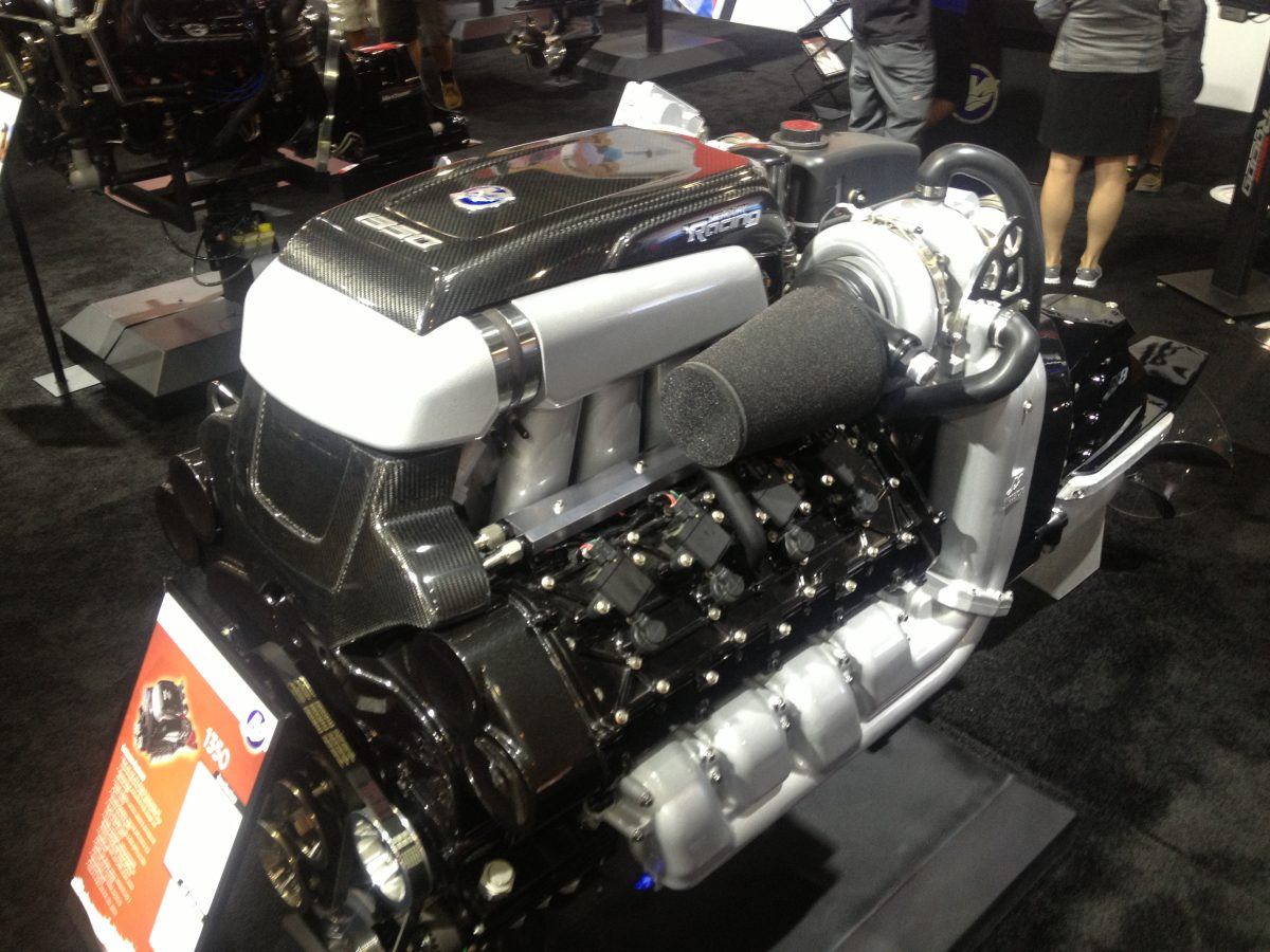 Mecruiser racing 1350