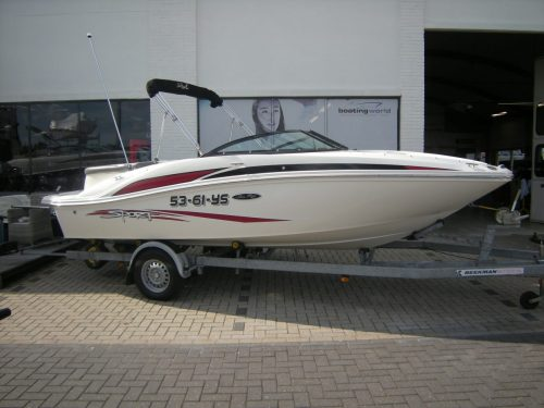 Sea-Ray 185 Sport bij Beekman Watersport in Goes