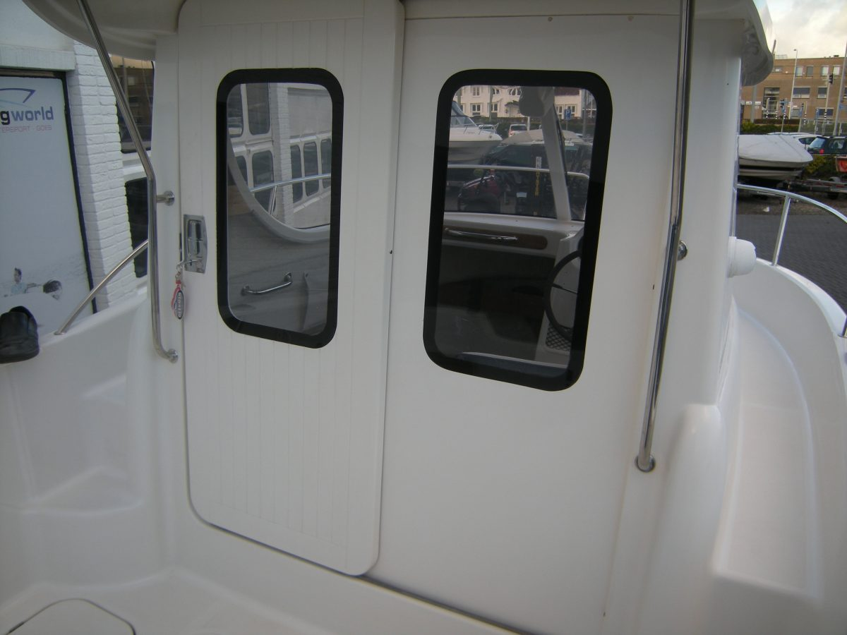 Quicksilver 580 Pilothouse