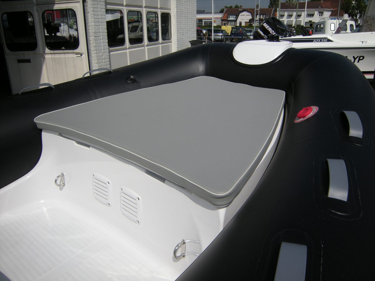 Grand Silver Line 520 de Luxe