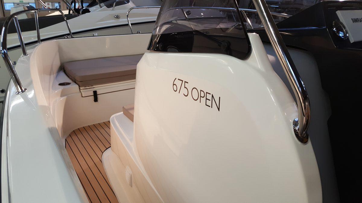 Quicksilver 675 Activ Open