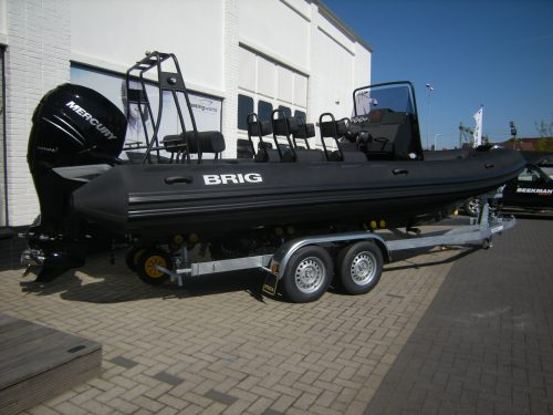 Brig Navigator 700 RIB inclusief Mercury 225 pk Verado bij Beekman Watersport