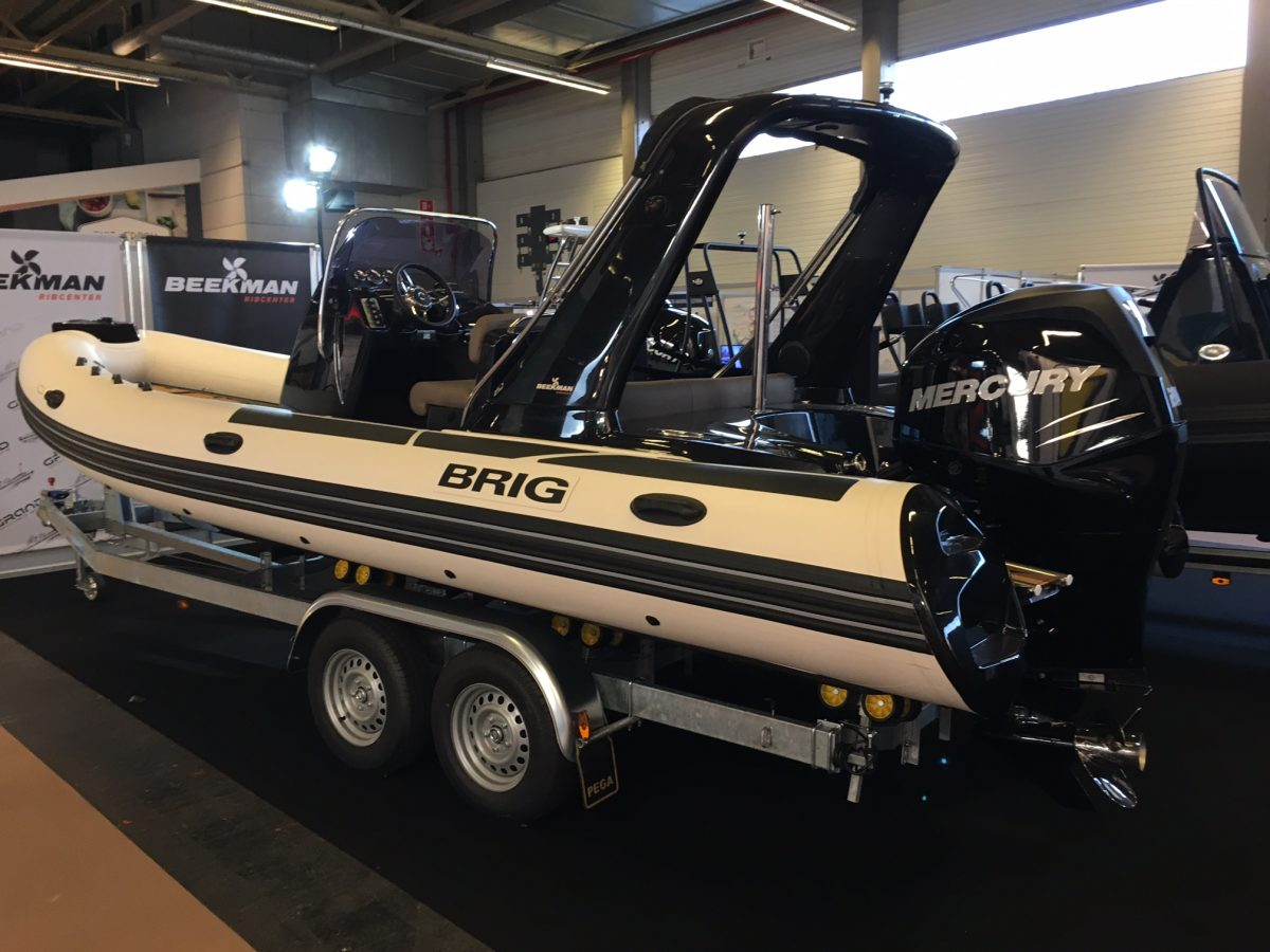 Brig Eagle 650 Beekman Rib Centre edition