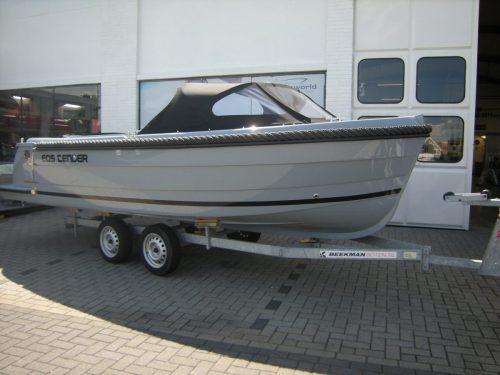 Topcraft Tender boot bji Beekman Watersport