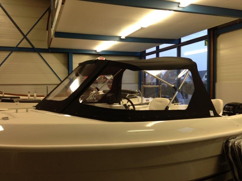 Smartliner 17 Open met cabrioletkap