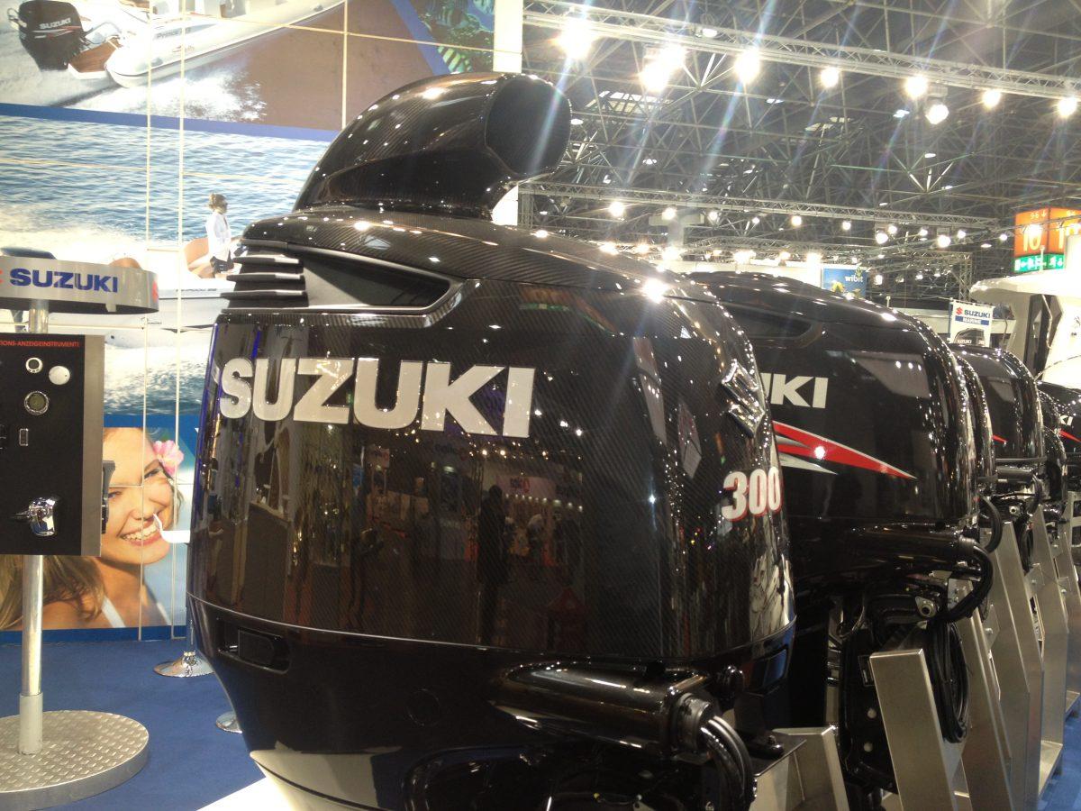 Suzuki prototype 300 pk