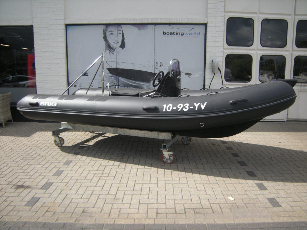 Zodiac rib rubberboot
