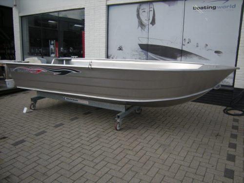 Smartliner 150 aluminium visboot - 1